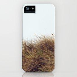 Pismo Dune Grass iPhone Case
