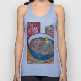 Ode To Pho Unisex Tank Top