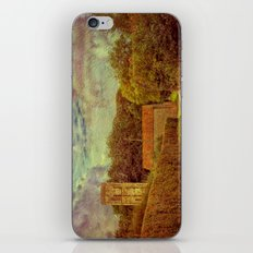 The Old Church Tower iPhone & iPod Skin