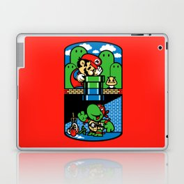 Help A Brother Out Laptop & iPad Skin