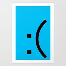 :( Art Print