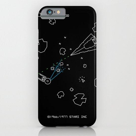 Astaroids iPhone & iPod Case