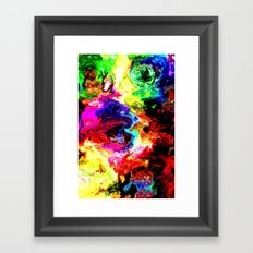 inferno Framed Art Print