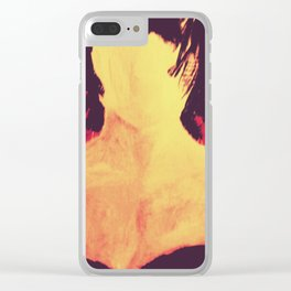 Uh Huh Her Clear iPhone Case