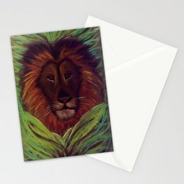 Lion Pride Stationery Cards