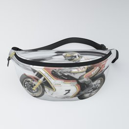 Barry Sheene 2, the hand tinted version Fanny Pack