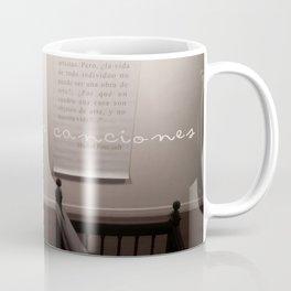 Seremos canciones Coffee Mug