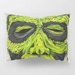 Mummy Head Pillow Sham