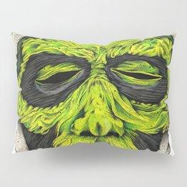 Mummy Head Pillow Sham