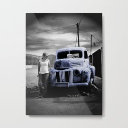 Truck Series 3 Metal Print