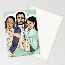 Laurens+Hamilton+Eliza Stationery Cards
