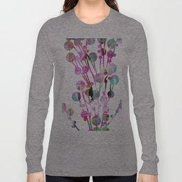 Sprig neon Long Sleeve T-shirt