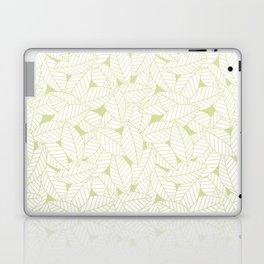 Leaves in Fern Laptop & iPad Skin