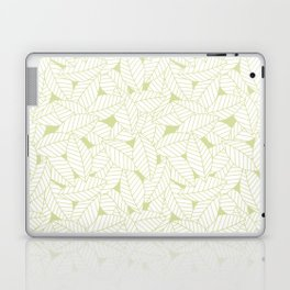 Leaves in Fern Laptop & iPad Skin