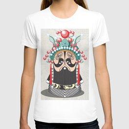 Beijing Opera Character XiangYu T-shirt