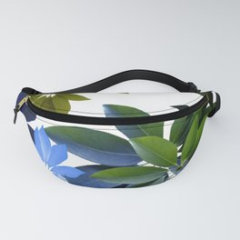 Leaves, Botaical Composition Fanny Pack