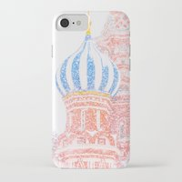 russian iPhone & iPod Cases featuring Russian Winter by digital2real