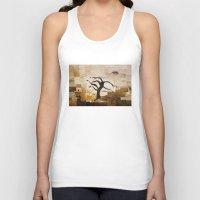 desert Tank Tops featuring DESERT by Carley LoFaso