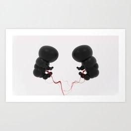 Orphan (2019) - Redgrits Art Print