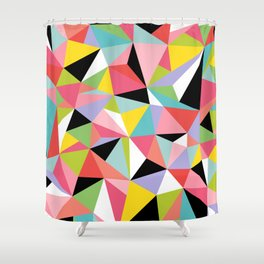 Geometric Jane Shower Curtain