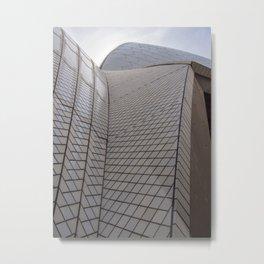 Opera House Architecture Metal Print