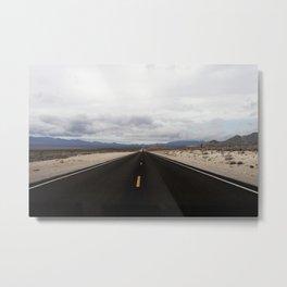 Roadtrips are always a good idea Metal Print