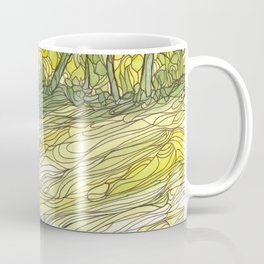 Eno River 34 Coffee Mug
