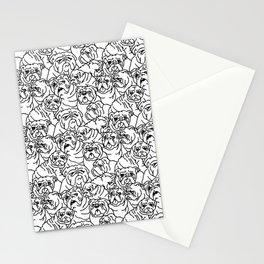 Oh English Bulldog Stationery Cards