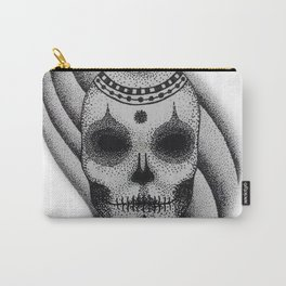 Catrina mask Carry-All Pouch