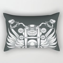 For cool man Rectangular Pillow