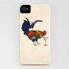 Cocktails iPhone (4, 4s) Slim Case