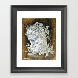 The Cost of Wisdom Framed Art Print