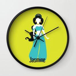 Jasmine from Aladdin Disney Princess Wall Clock