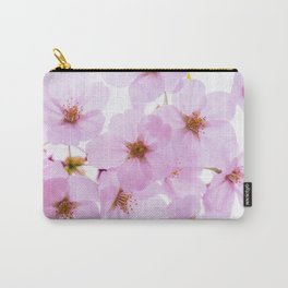 Cherry Blossom Flowers at Yoyogi Park in Tokyo Japan Carry-All Pouch