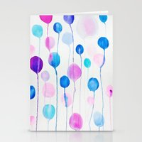 candy Stationery Cards featuring Candy by DuckyB