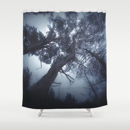 How low will you go Shower Curtain