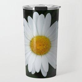 Shasta Daisy Travel Mug