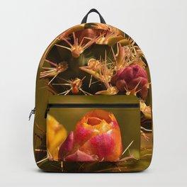 Cacti in Bloom - II Backpack