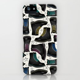 Rock'n'Shoes iPhone Case