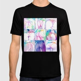 Sexy anime aesthetic - a very special compilation T-shirt