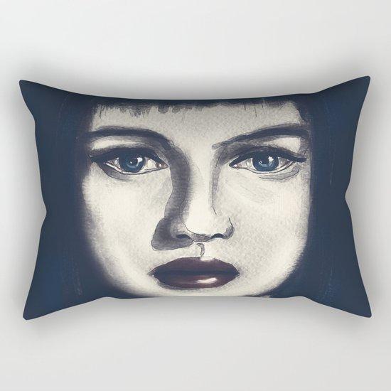 Rebelle Rectangular Pillow