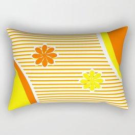Floral touch Rectangular Pillow