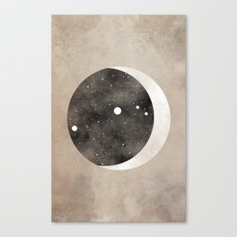 Aries Constellation Canvas Print