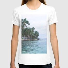 Island in the Sun T-shirt