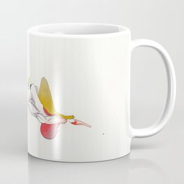 Sensation, nude emotional female, NYC artist Coffee Mug