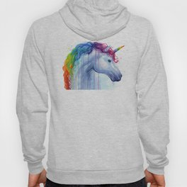 Magical Rainbow Unicorn Hoody