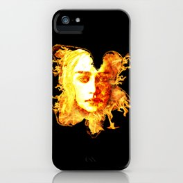 Bride of Fire v2 t shirt iPhone Case