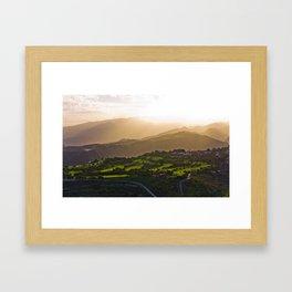 Gran Canaria 1.6 Framed Art Print