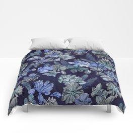 Earth & Sky Indigo Magic Comforters