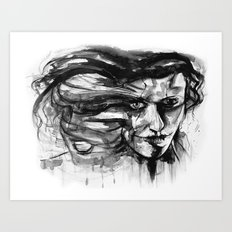 Freedom from fear Art Print
